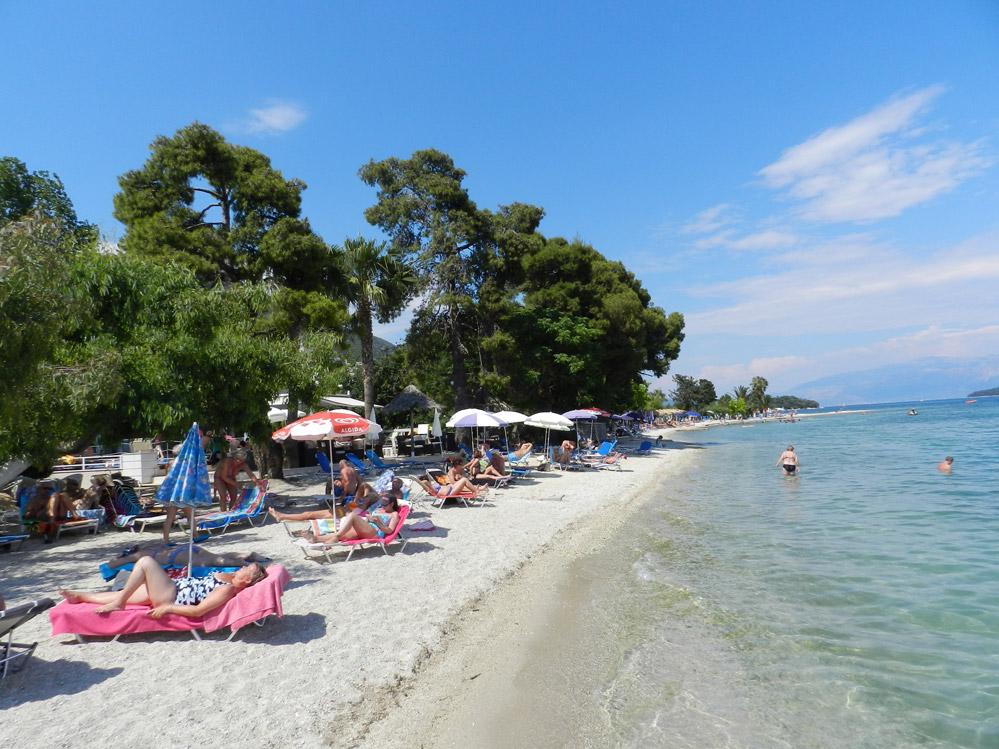 Nydri Beach