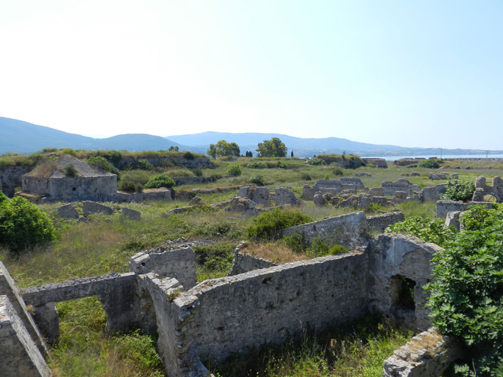 AGIAS MAVRAS CASTLE