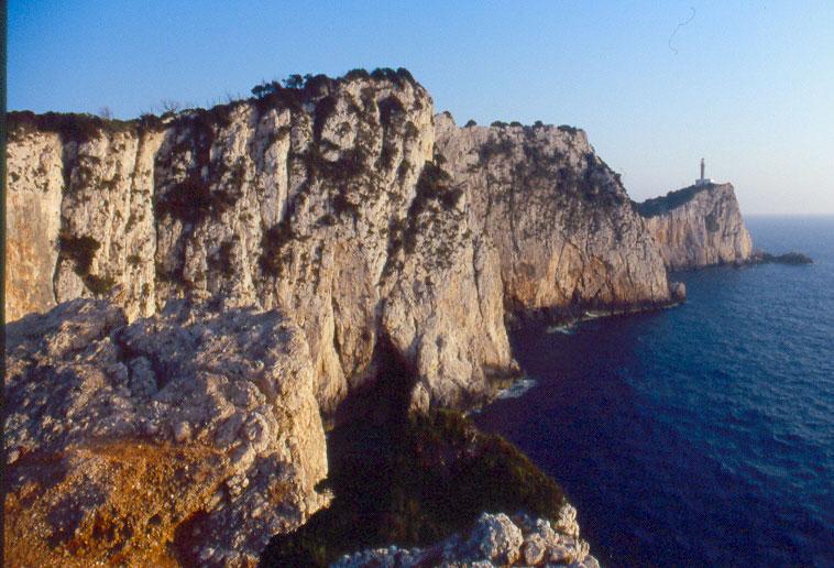 Lefkata Cape